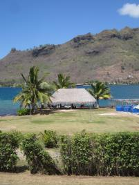 Part of Berkeley's field station on the island of Mo'orea in French Polynesia, where I spent a semester conducting independent research.